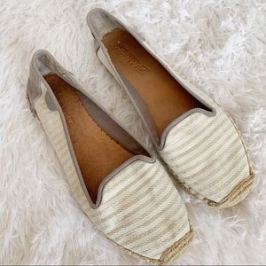 Sperry Top Sider Espadrilles Size 8.5